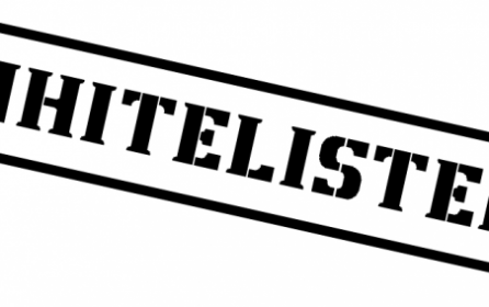 Whitelist a Set of IP Addresses in SQL Server
