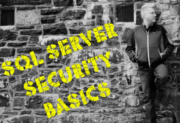 SQL Security Basics